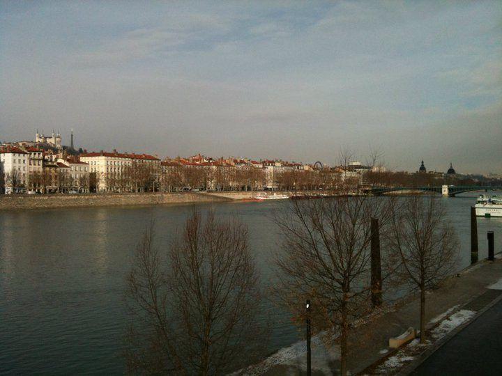 Lyon en décembre