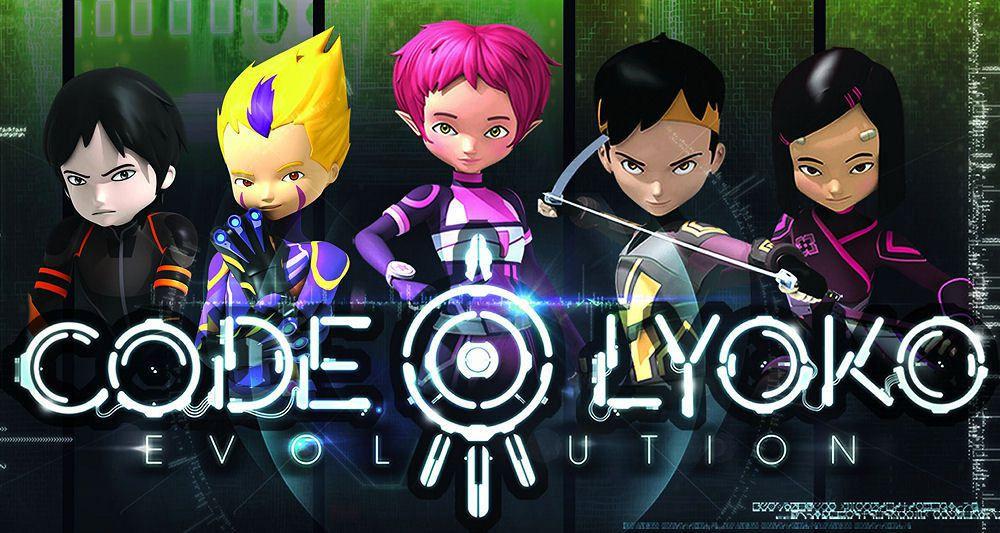 La version 3D des personnages