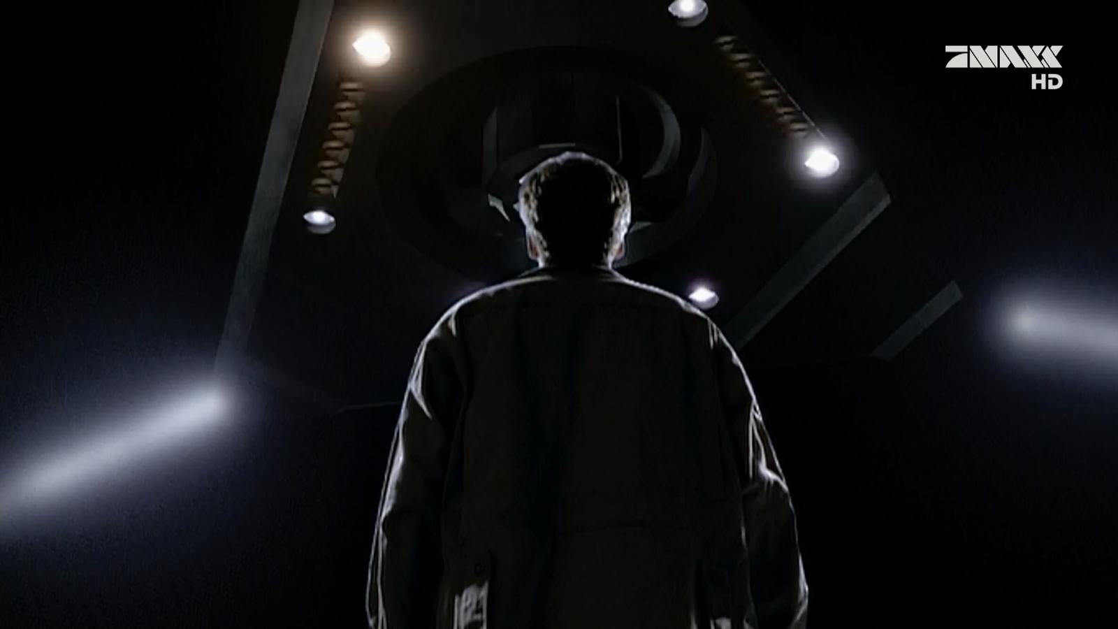 """Captures d'écran de plans upscalés incluant des SFX issus du master HD de l'épisode 1x02: """"Gorge Profonde"""""""