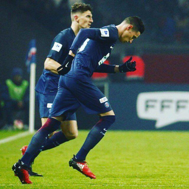 Paris écrase Bastia en CDF, Draxler buteur !
