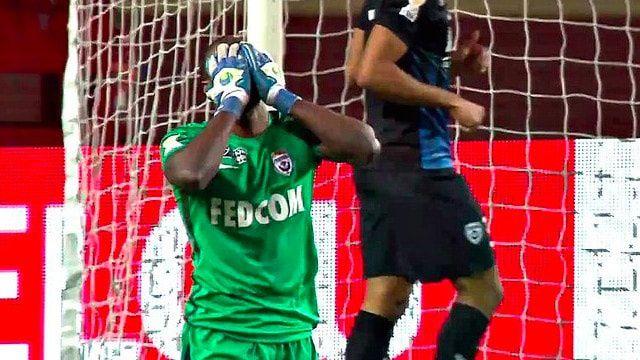 Monaco rejoint Paris grâce à une bourde de Ndy Assembé