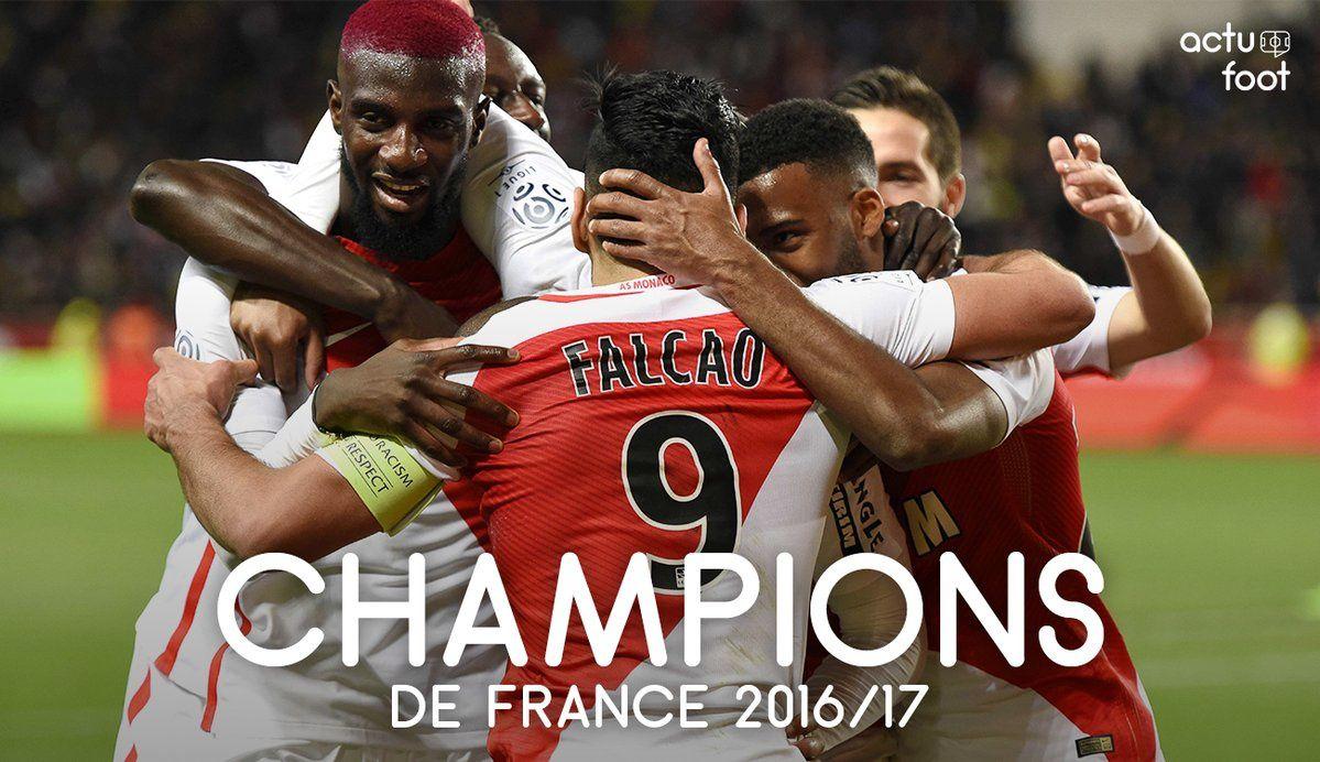 Ouaiisss ! Monaco champion !