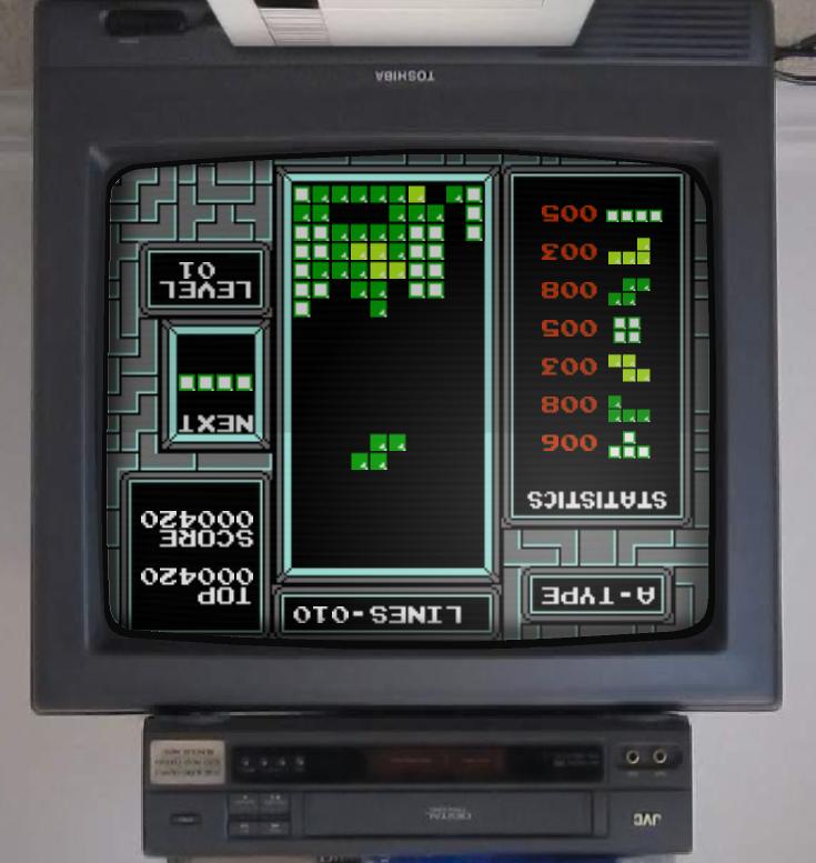 Redécouvrez Tetris !