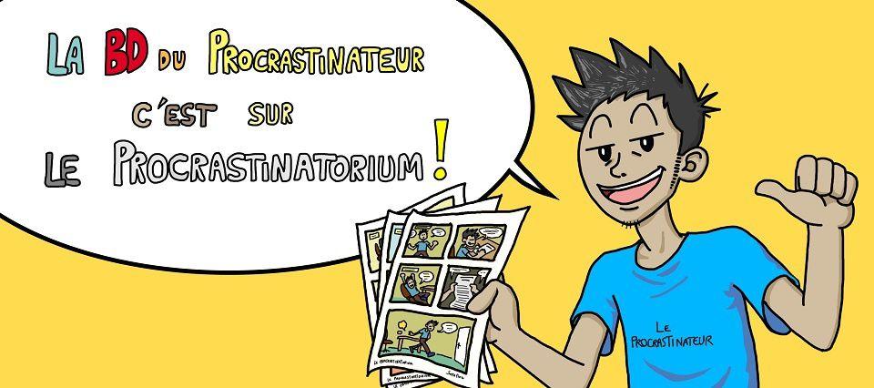 La BD du Procrastinateur #1