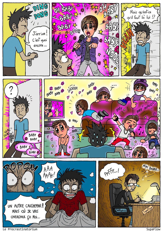 La BD du Procrastinateur #21