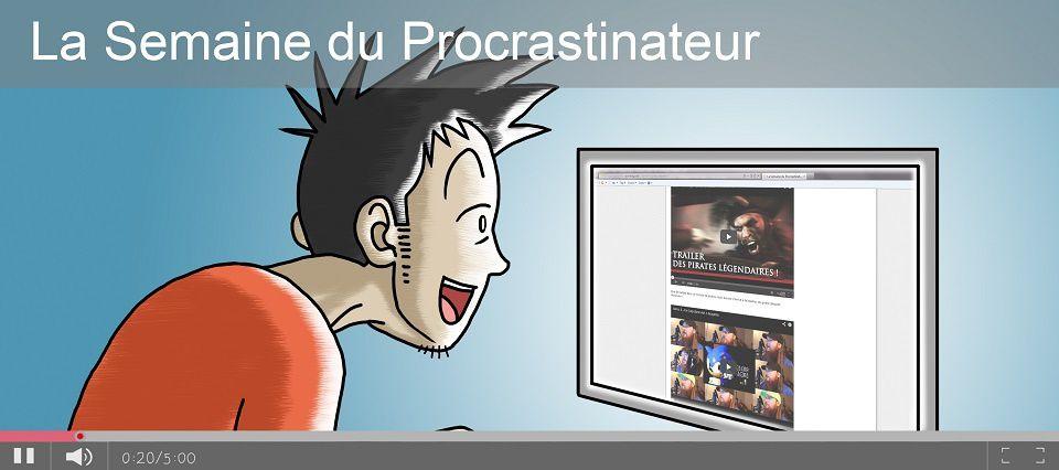 La Semaine du Procrastinateur #21