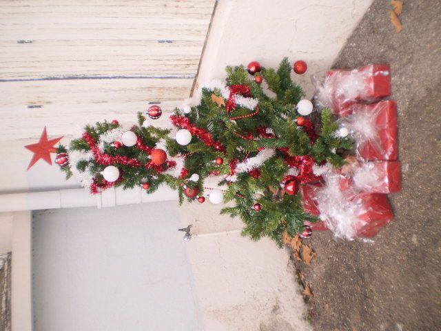 Le père Noël des Récrés est passé.