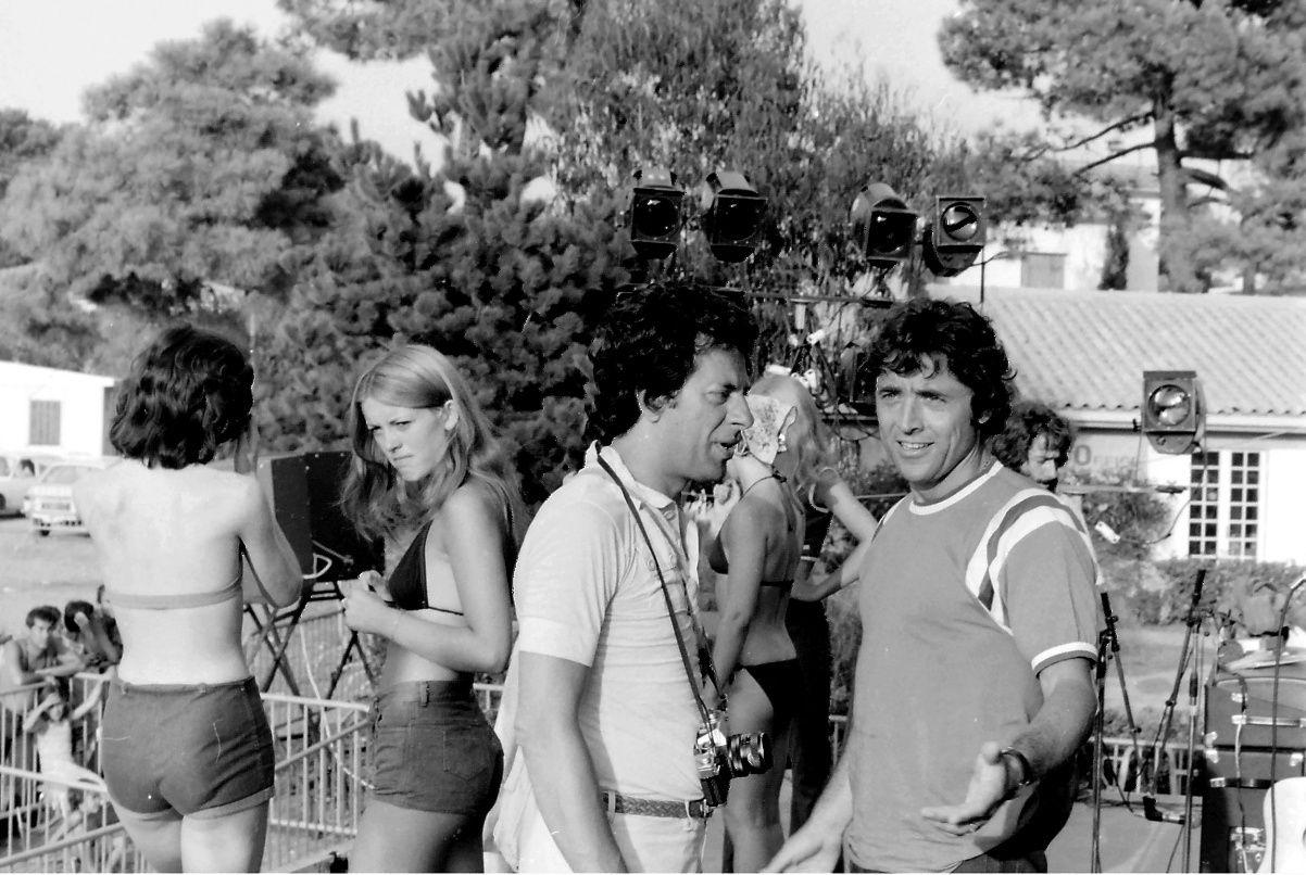 1974 – Podium Radio Monté Carlo