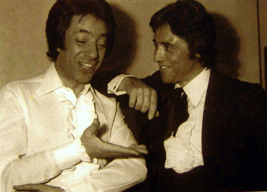 Sacha et Gerry Tour Angleterre
