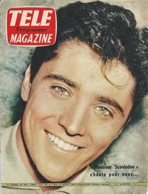 Une : Télé Programme Magazine n° 250 du 7 au 13 Août 1960