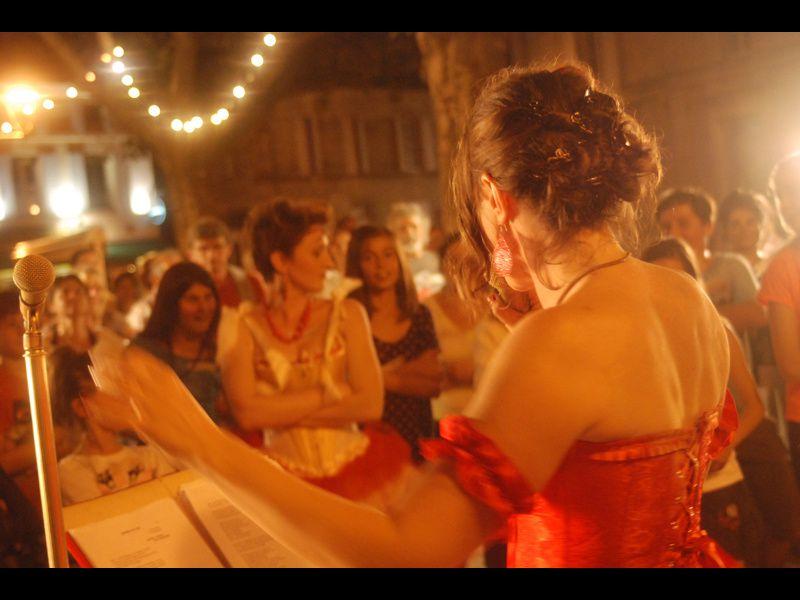 Le p'tit Bal des Bonumeur au festival Renc'arts de rue(38)!
