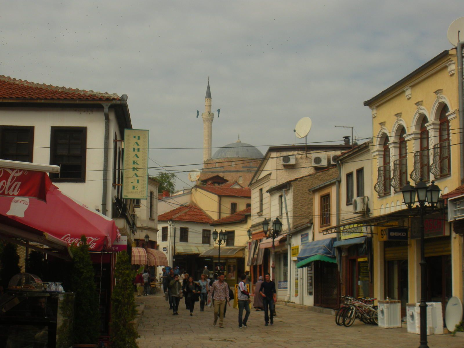 The Balkans is a region with a rich history not only for the recent war in the ´90s but also for the Roman , Ottoman, Austro-Hungarian, Slav, Greek, Illyrian empires... A rich culture in a crossroad area with diversity in religion, ethnics that got in flame when Yugoslavia started to fall apart (only Slovenia and Macedonia became independent peacefully, the creation of the other states came after a big massacre of innocent people). It is important not to forget history if we do not want to repeat the same errors again.