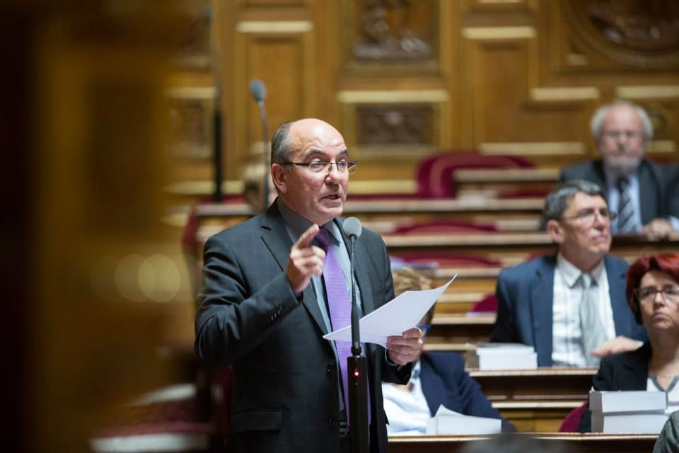 1 AN AU SENAT : LE POINT SUR MON ACTIVITE