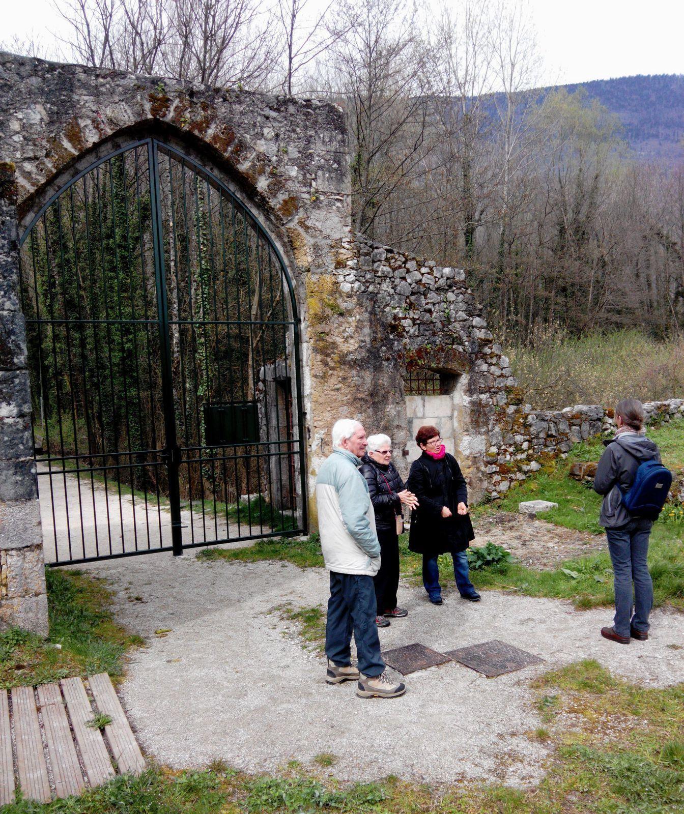 Vestiges du Château de Thomas II