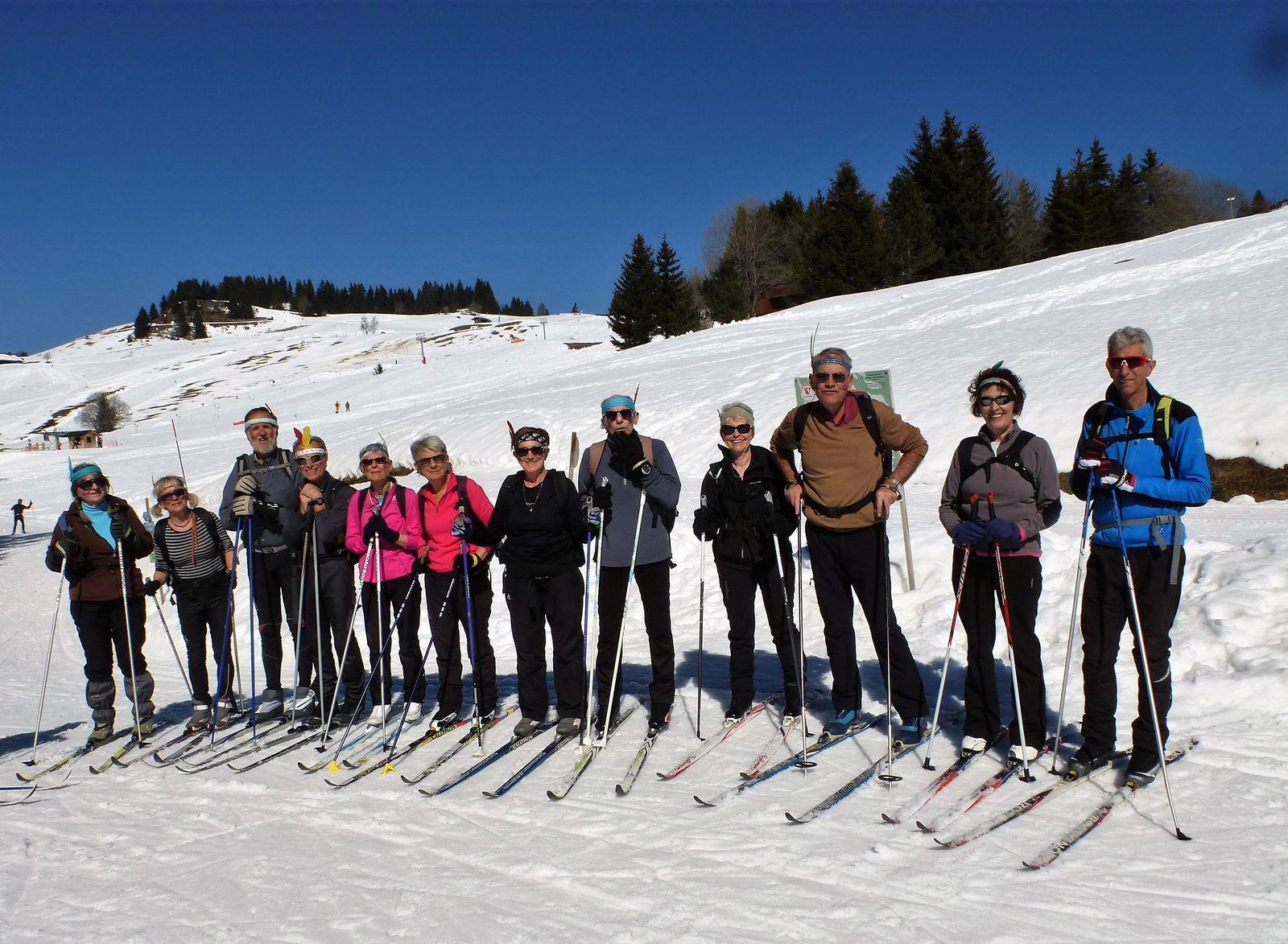 La Croix Fry Haute Savoie massif des Aravis