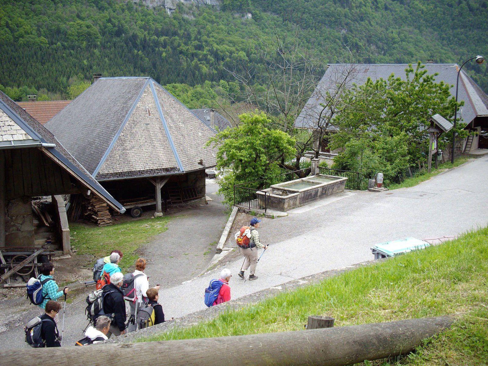 Allèves (Massif des Beauges)