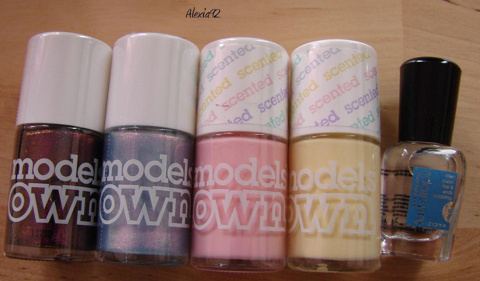 Models Own - Beetlejuice & Pastel Fruit