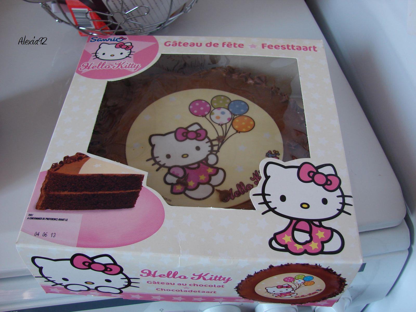 Le bon gâteau acheté par Graoute et sa môman