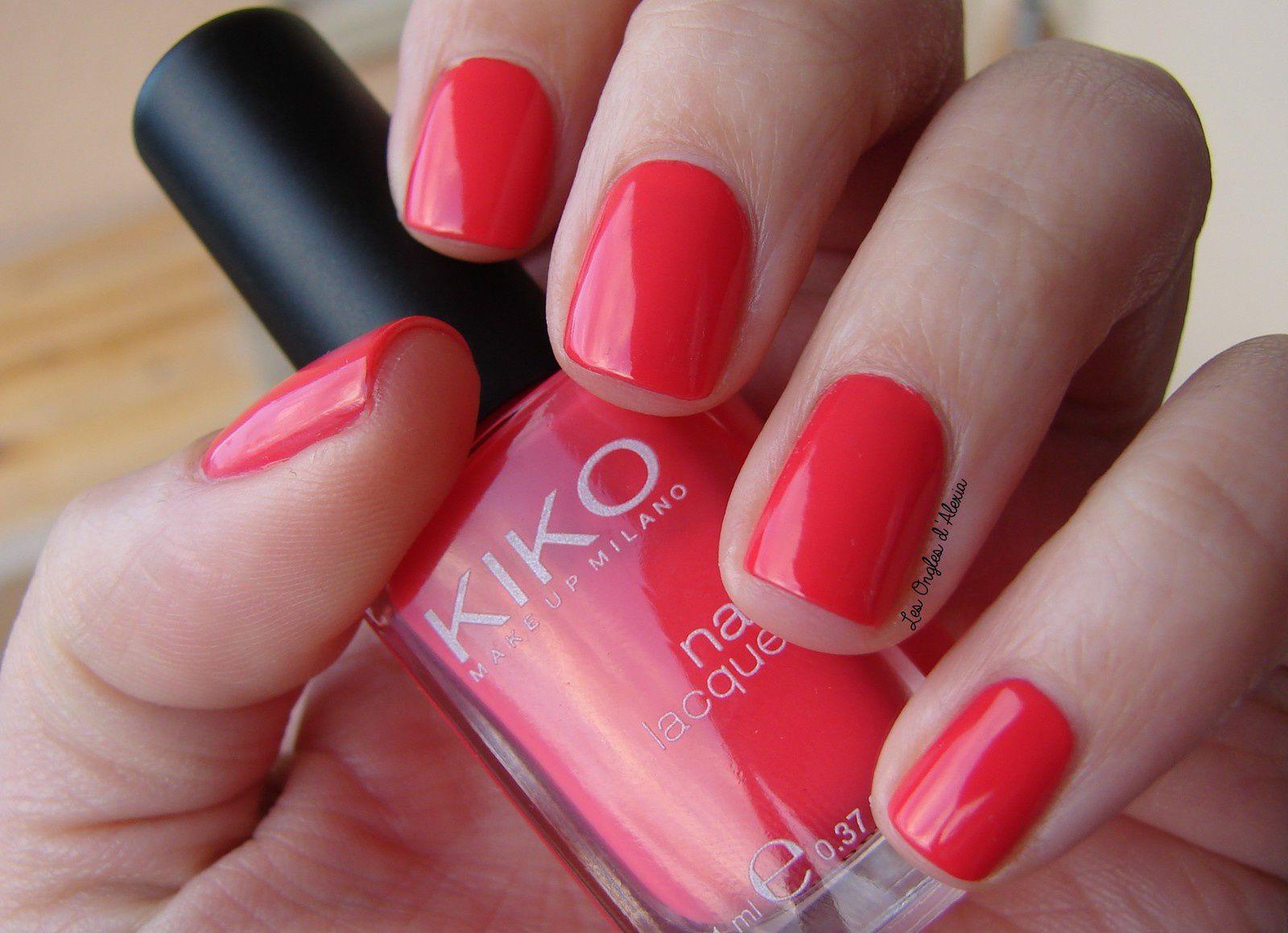 Kiko n°281 - Mango