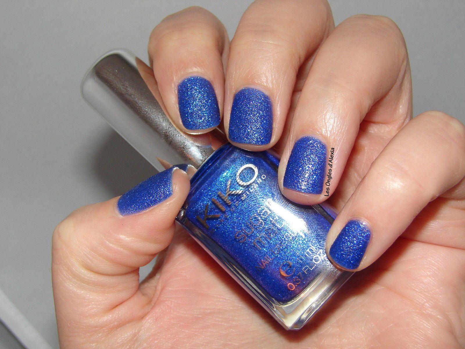 Kiko n°457 - Royal Blue