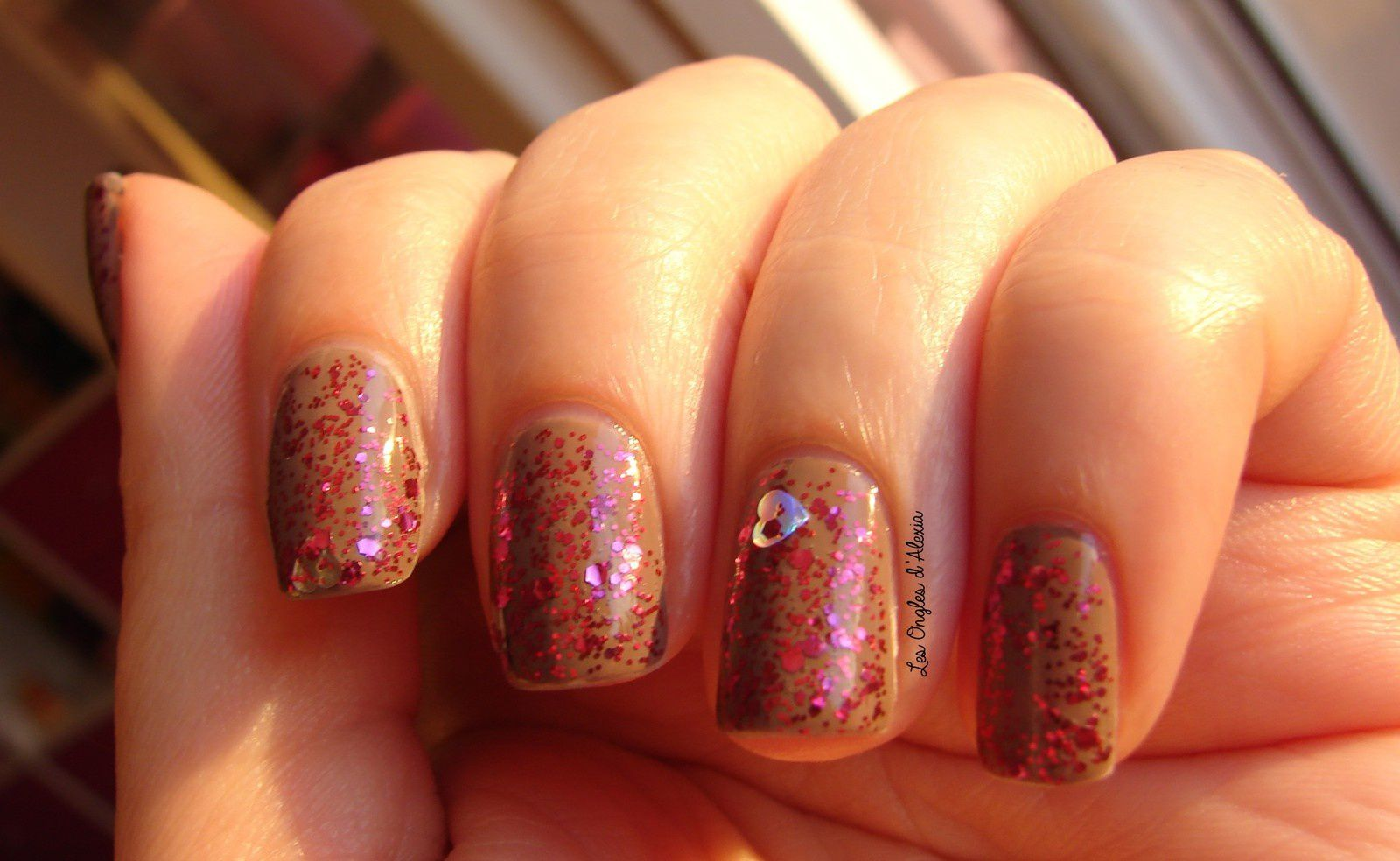 Kiko n°661 - Collection Fancy Top Coat