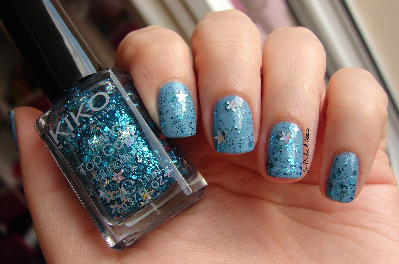 Kiko n°664 - Collection Fancy Top Coat