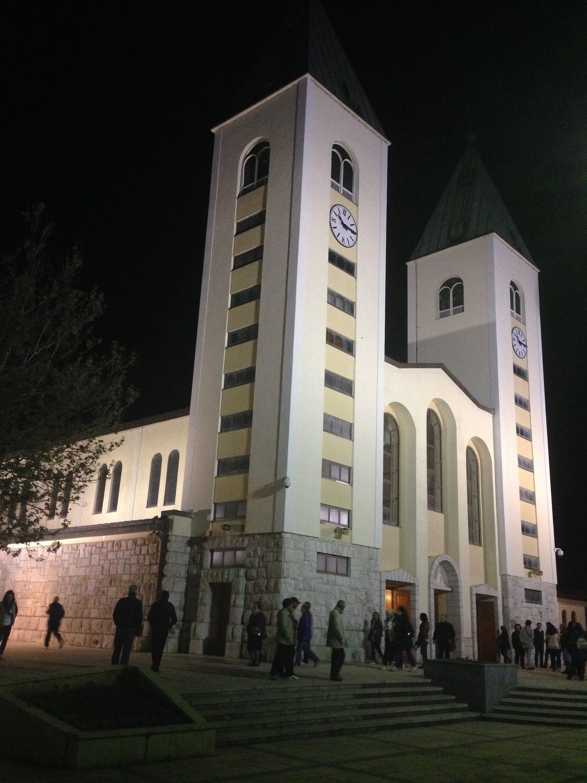 Apparition et Message du 2 mars 2015 à Medjugorje à Mirjana