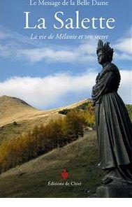 couvreture du livre sur La Salette paru aux éditions Chiré.