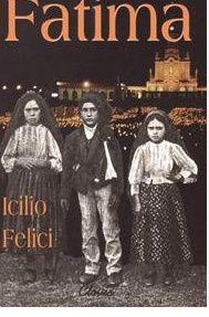 Livre paru aux éditions Clovis sur Fatima. Les 3 voyants en couverture.