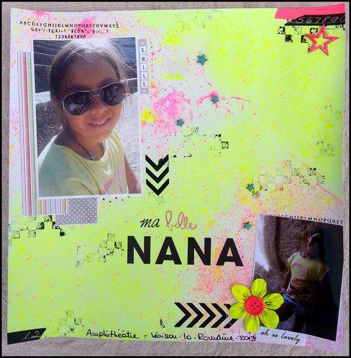 Ma belle Nana