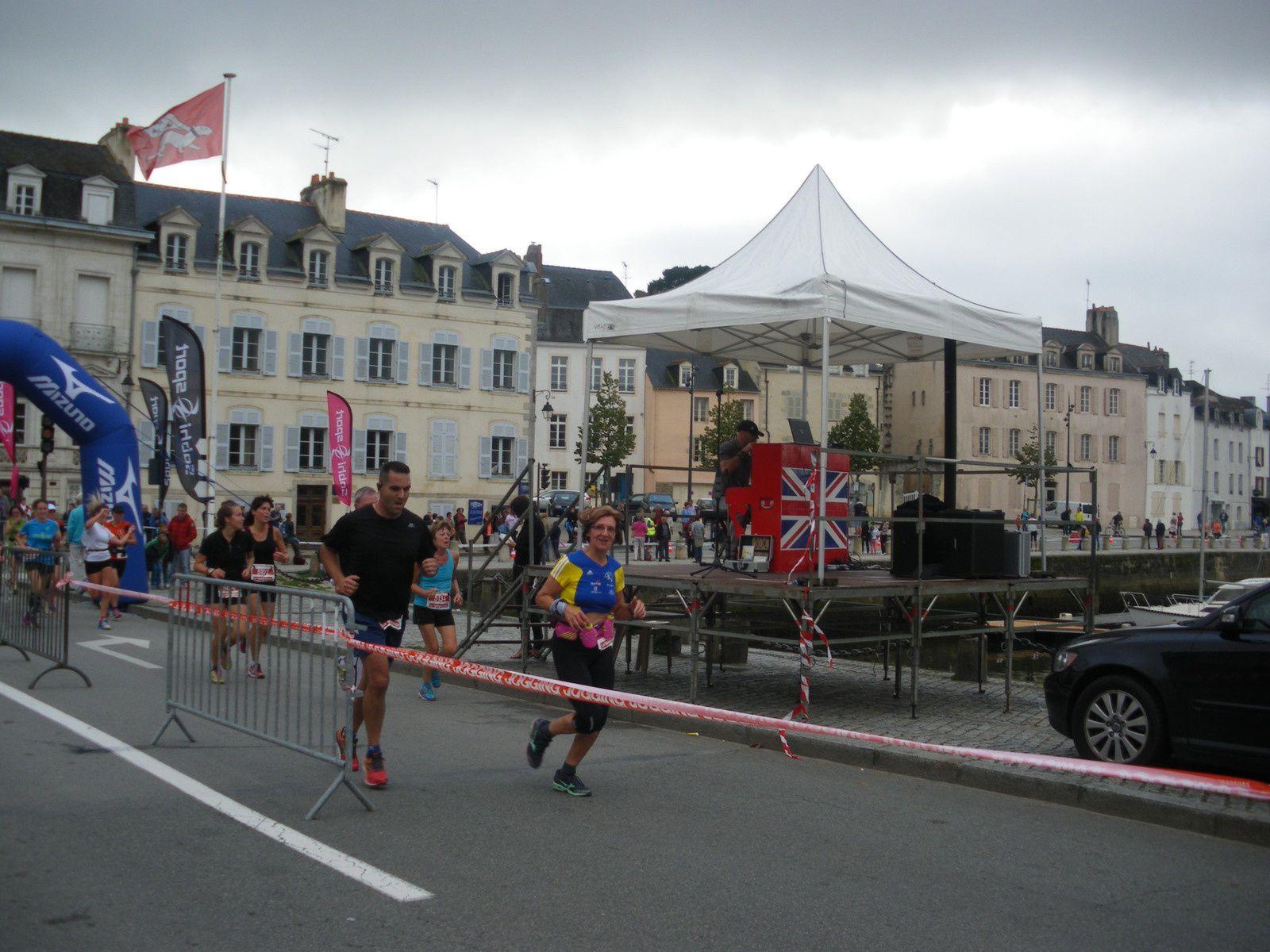 marathon de vannes 2014