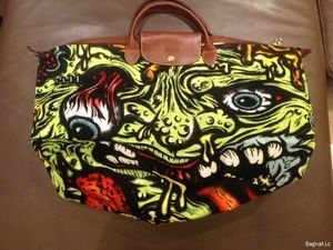 le monster de Jeremy Scott