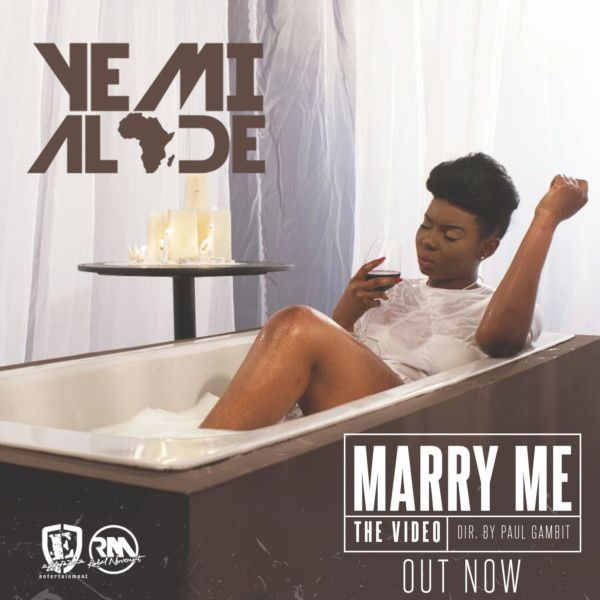 [Télécharger Yemi Aladé - Marry Me]