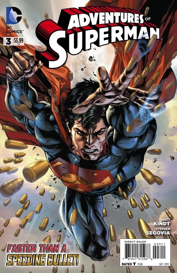 ADVENTURES OF SUPERMAN #3 / DC Comics