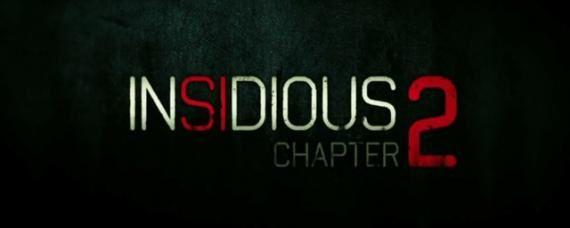 Insidious : Chapter 2 trailer #1