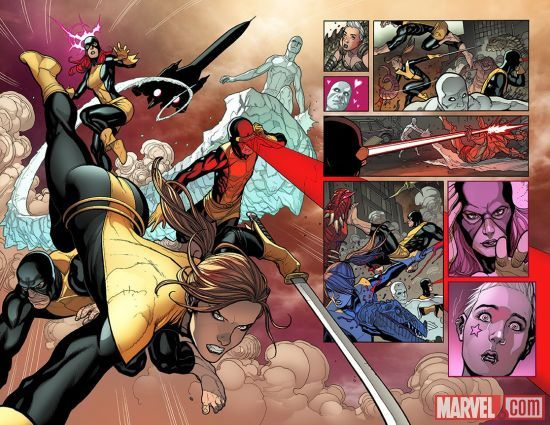 X-MEN: BATTLE OF THE ATOM #1 / Marvel