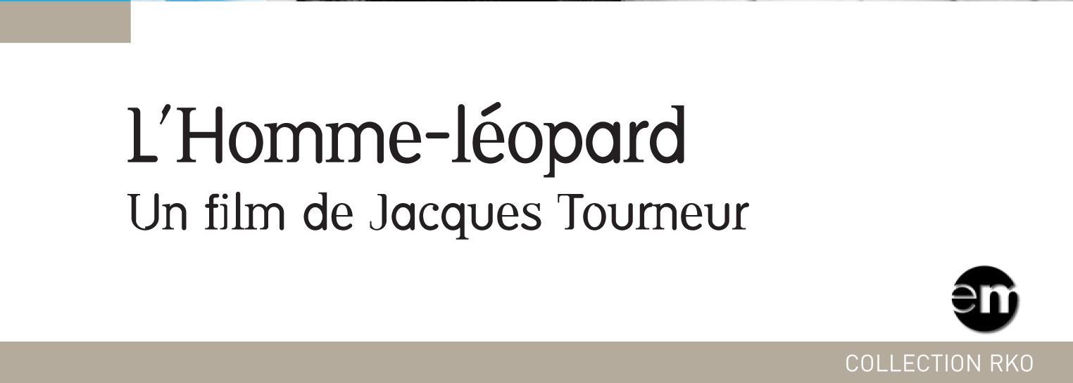 [Review DVD] L'homme Léopard