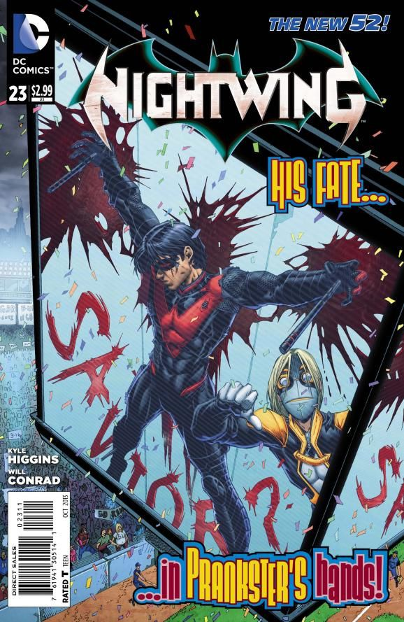 [Preview Comics VO] Nightwing #23