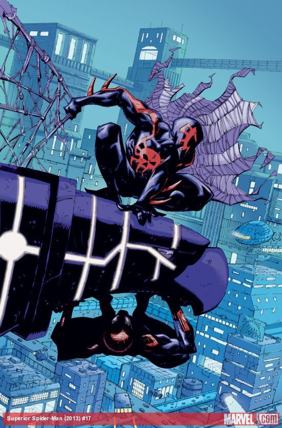 Superior Spider-Man #17 / Marvel
