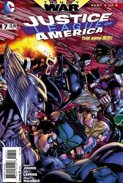 [Preview Comics VO] Justice League of America #7