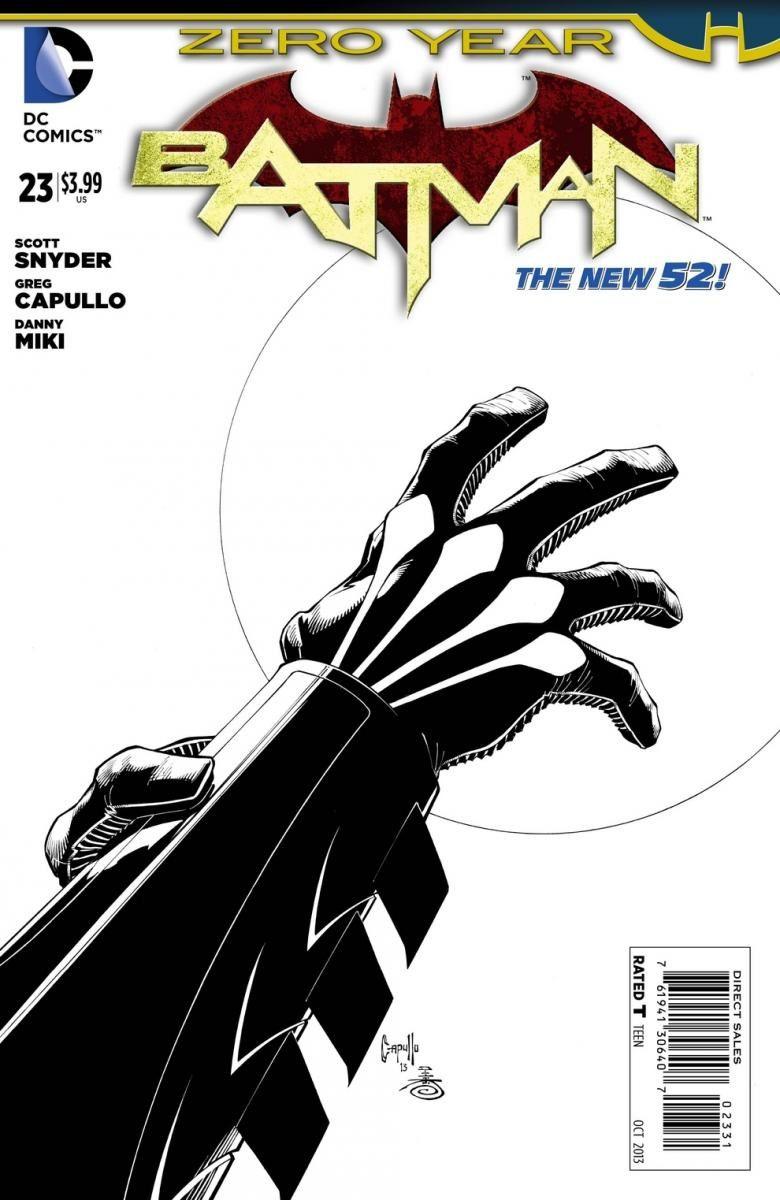 [Preview Comics VO] Batman #23