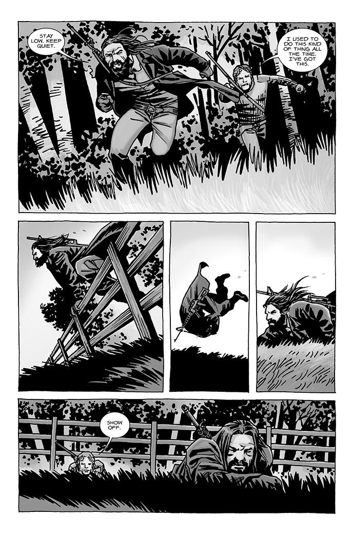 The Walking Dead #113 / Image Comics