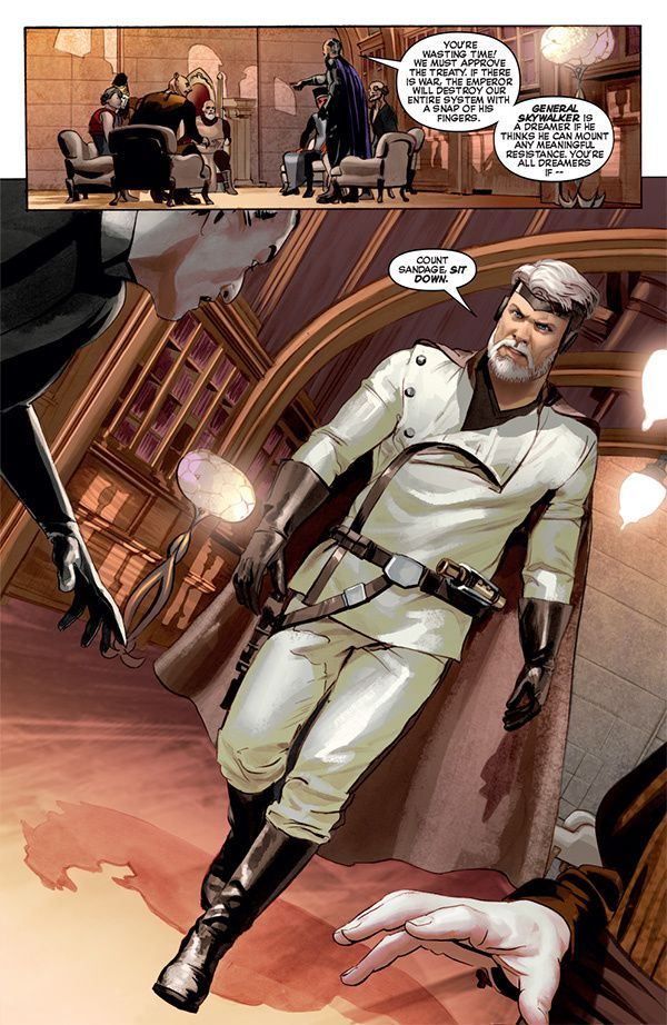 The Star Wars #1 / Dark Horse Comics