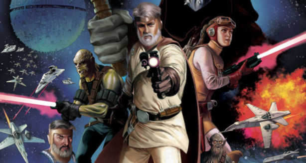 [Preview Comics VO] The Star Wars #1