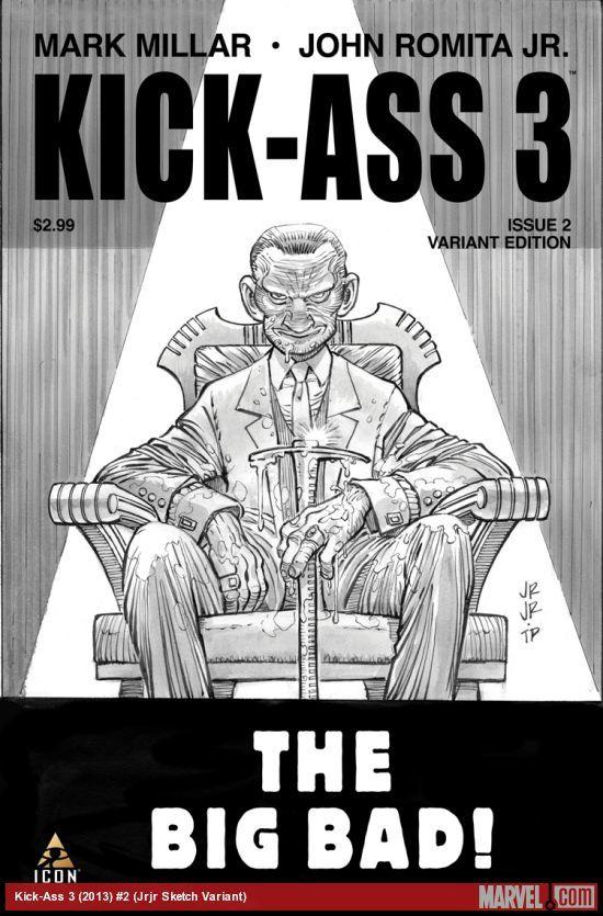 Kick-Ass 3 #2 / Marvel