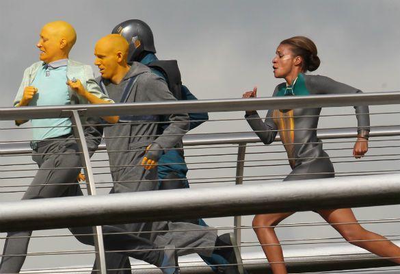Quelques photos de tournages de Guardians of the Galaxy