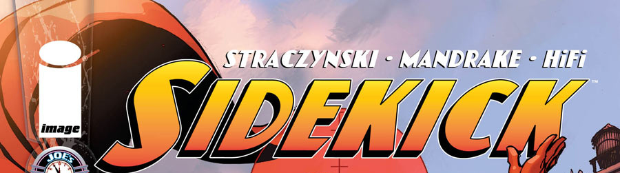 [Preview Comics VO] Sidekick #1