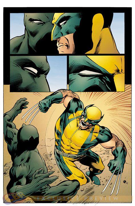 [Preview Comics VO] Wolverine #8