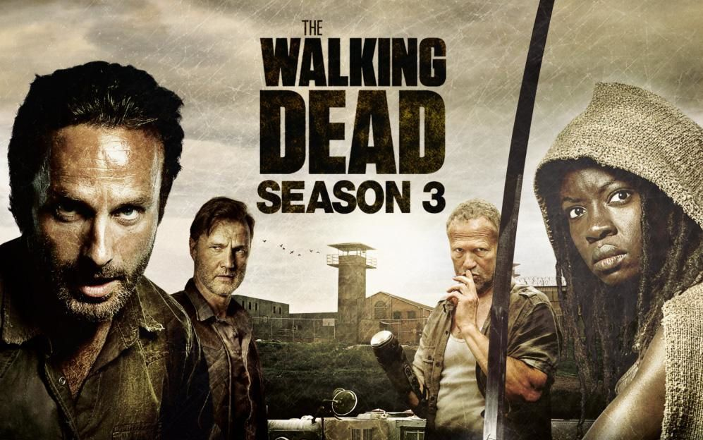The Walking Dead saison 3, la survie se complique