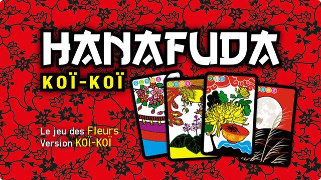 Hanafuda, le jeu des Fleurs, version Koï-Koï